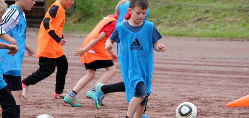 9. Fußballferiencamp startet morgen