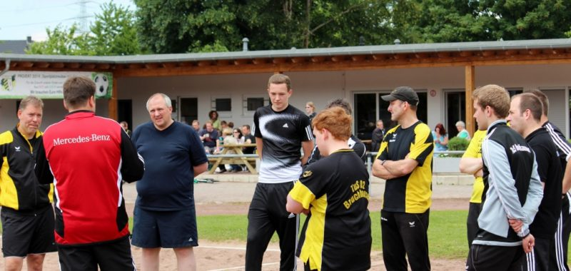 Sechs Jugendteams in 2013/14 beim TuS Bruchhausen