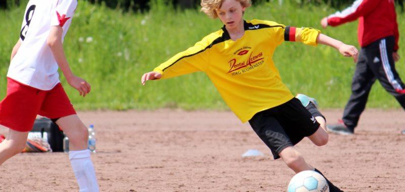 Stadtmeisterschaft der Junioren im Binnerfeld