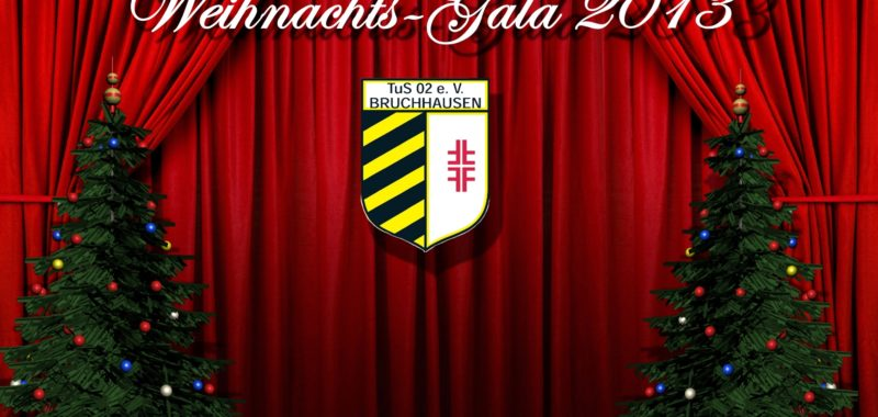 Weihnachts-Gala Vorverkauf startet Sonntag