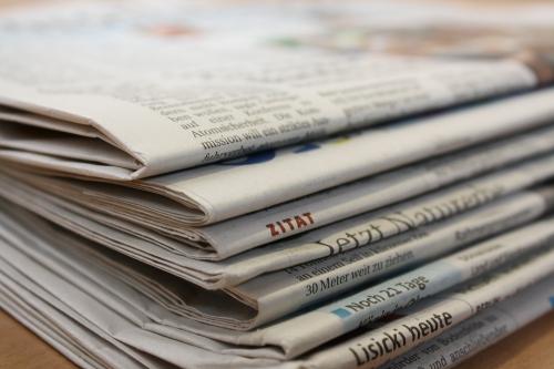 Pressespiegel: Bruchhausen auf den Titelseiten