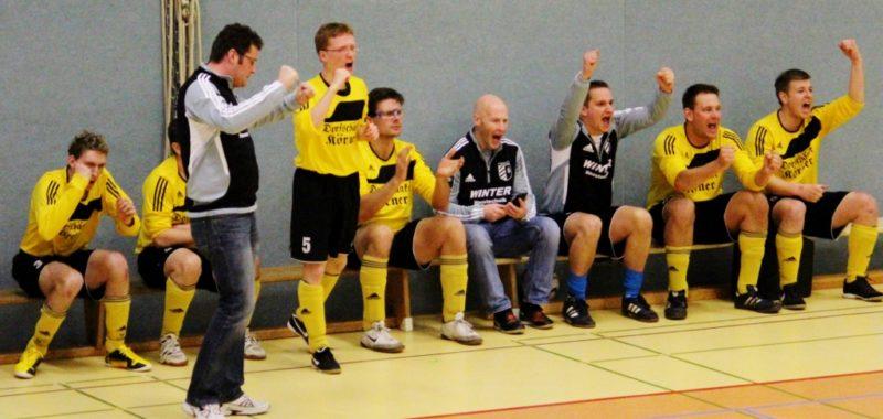 14 Teams kämpfen um C-Liga Reserve Cup