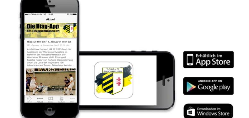 Hiag-App ab jetzt für alle Smartphones