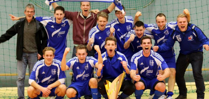 TuS Hachen II gewinnt C-Liga Reserve Cup