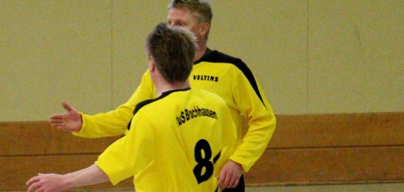 Ü32 Mannschaft steht im HSK-Finale