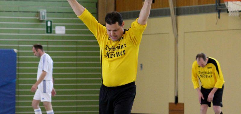 Ü40 Hallen-Kreismeisterschaft in Balve