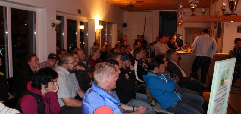 Fußballer des TuS Bruchhausen wählen neuen Vorstand