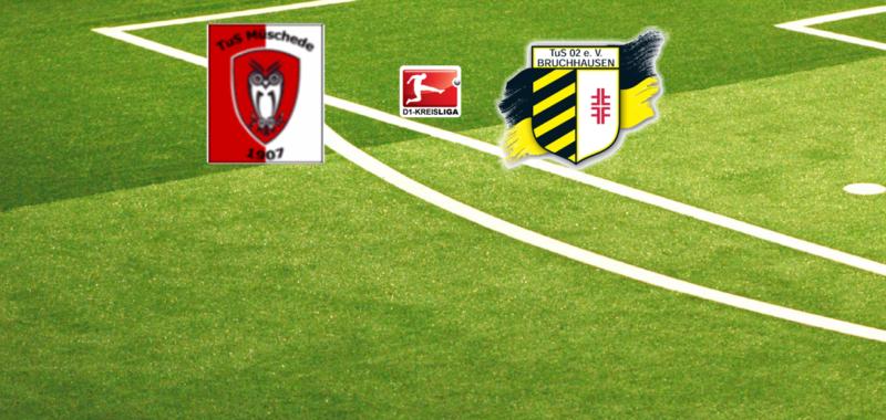 Duell der dritten Mannschaften in Müschede