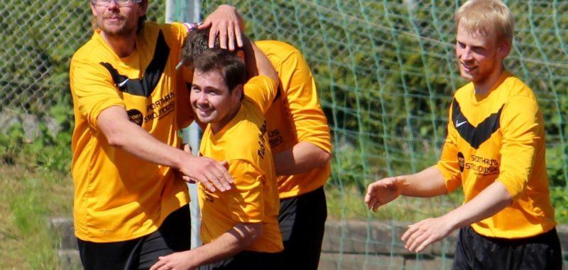 Reserve siegt im Derby in Niedereimer mit 3:1