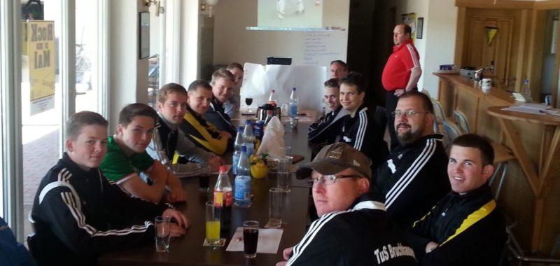 DFB-Trainerschulung für TuS-Jugendtrainer