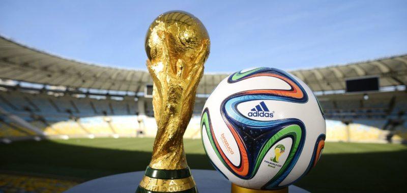 Nur noch wenige Stunden bis zur WM 2014