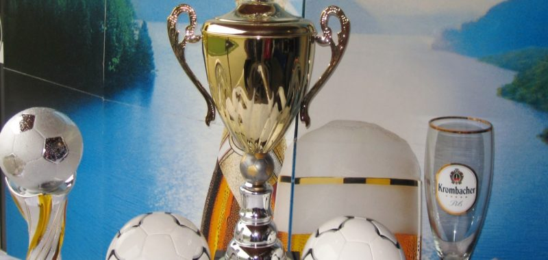 Auslosung des Krombacher Kreispokal 2014|15