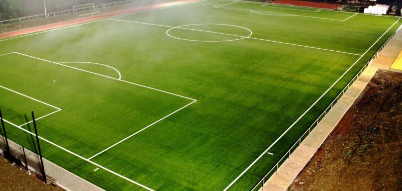 TuS Bruchhausen spielt nun im Sportpark An der Hiag