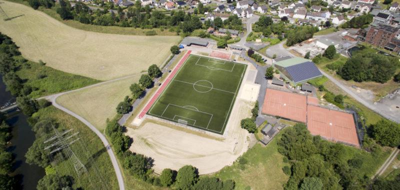 Pokalendspiele der Jugend im Sportpark An der HIAG