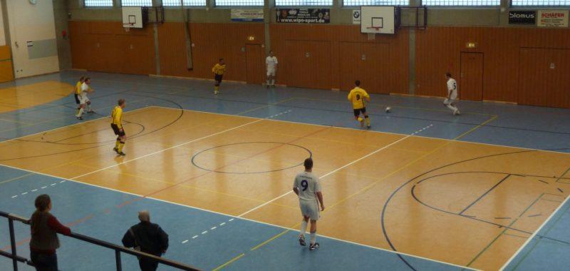 Vorrunde der Ü32 Kreismeisterschaft in Balve