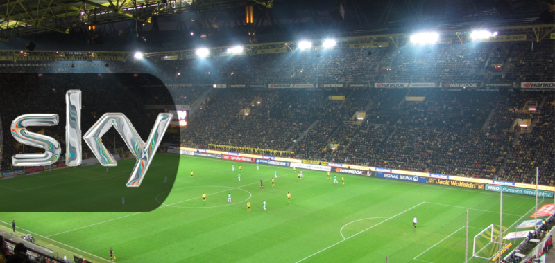 Hiag-Sportheim wird zur Sky-Sportsbar