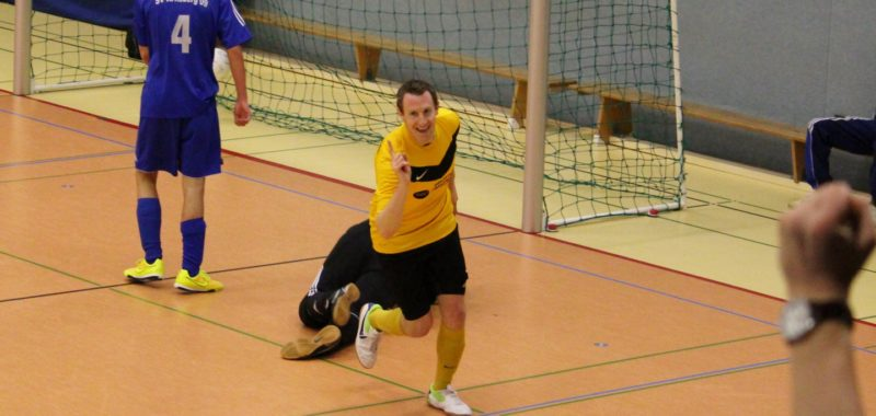 Hiag-Elf mit vier Siegen in die Endrunde