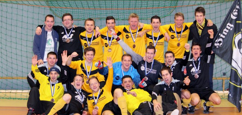 Bruchhausen holt dritten Platz bei den Stadtmeisterschaften