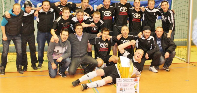 SV Hüsten 09 III holt C-Liga Reserve Cup 2015