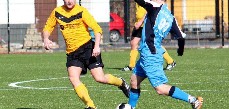 Reserve mit Kantersieg gegen den FC BW Gieskämpen II