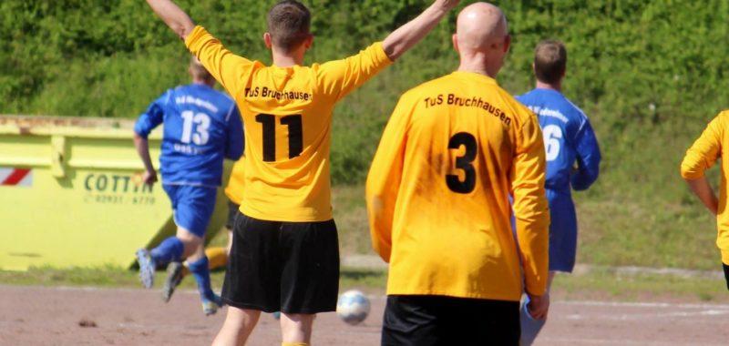Alt Herren im Viertelfinale gegen den SC Neheim