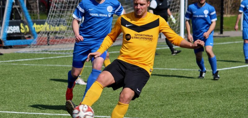 TuS Bruchhausen - FC BW Gierskämpen