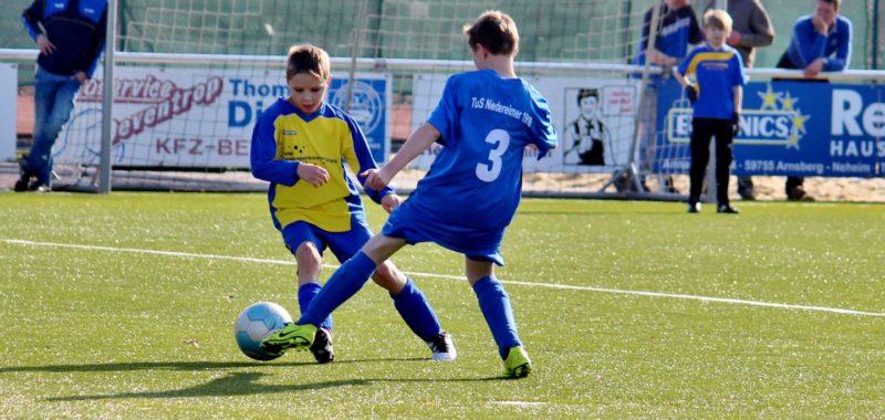 TuS Bruchhausen richtet Jugend-Stadtmeisterschaften aus