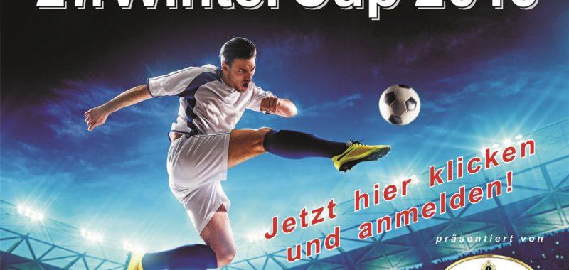 TuS Bruchhausen ist Ausrichter beim 27.WinterCup2016