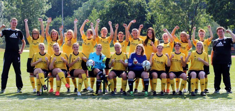 TuS-Damen feiern 3:1-Sieg zum Saisonabschluss