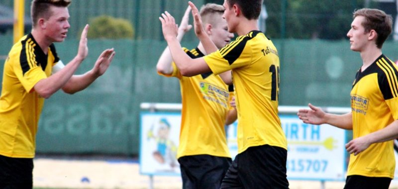 TuS A-Jugend haut SSV Allendorf aus dem Pokal