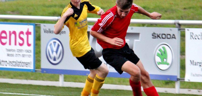 U19 Saisonstart am Montag in Wennemen