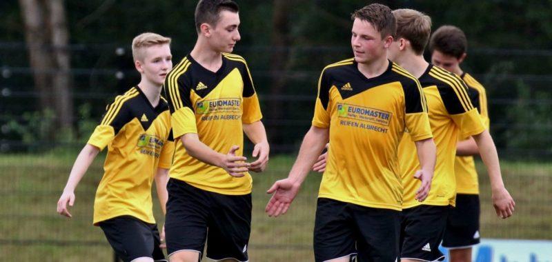 A-Jugend verteidigt Tabellenführung mit 5:1-Sieg