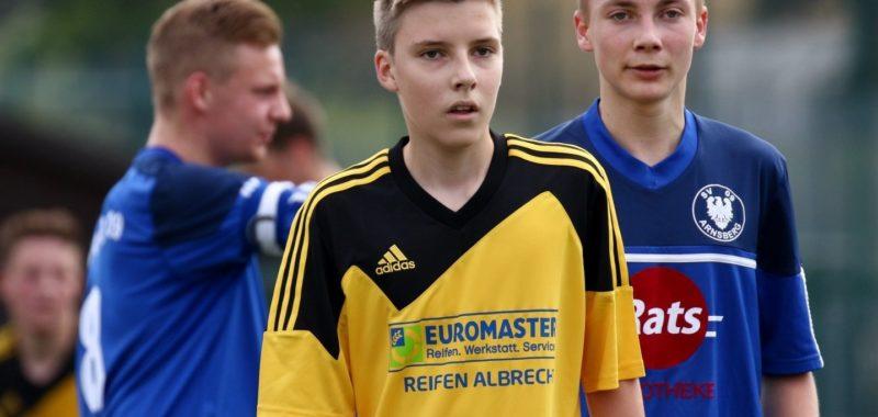 A-Jgd. | TuS Bruchhausen - SV Arnsberg 09