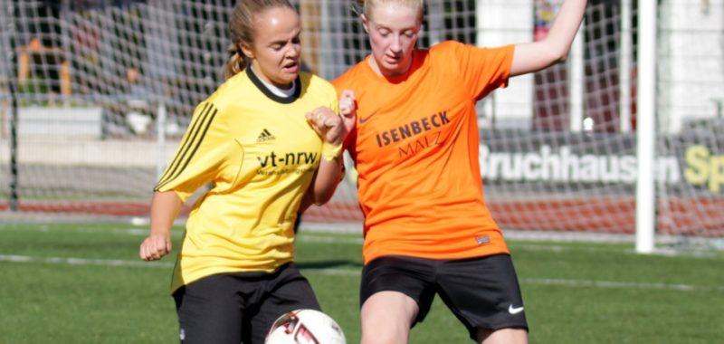 Damen | TuS Bruchhausen - SV Bachum/Berg.