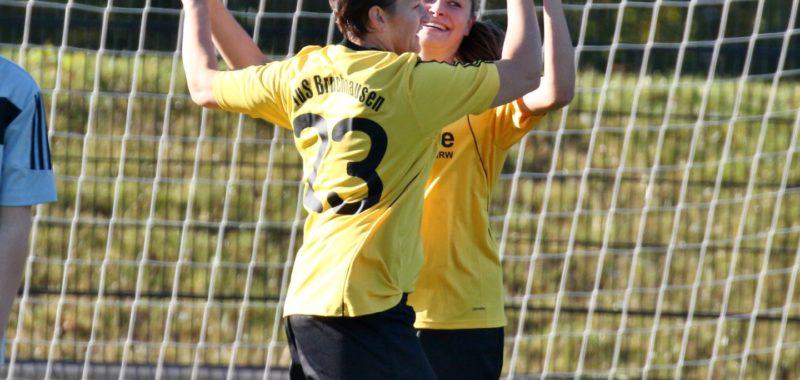 TuS-Damen spielen wieder nur 2:2 gegen Endorf