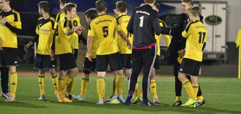 A-Jugend gewinnt 6-Punktespiel gegen Müschede/Herdringen