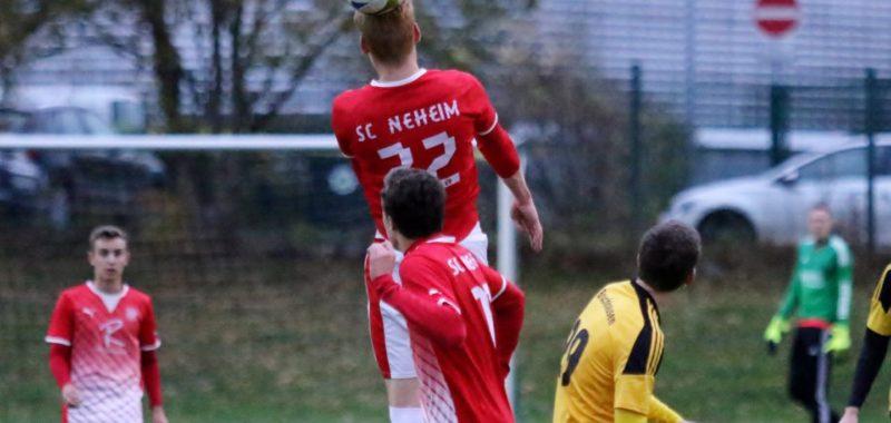 Nicht-Spielberechtigter U19-Spieler beim SC Neheim II