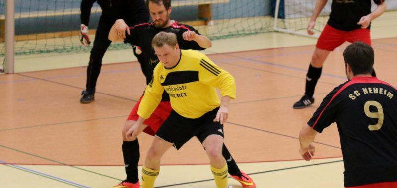 Bruchhausen wird Dritter bei Ü32-Kreismeisterschaft