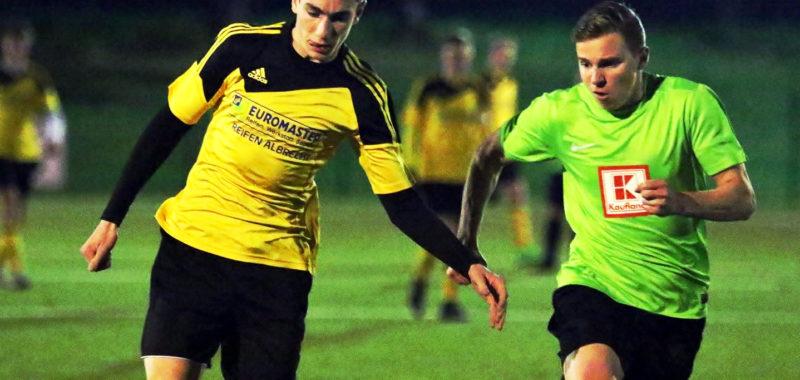 A-Jugend feiert Derbysieg beim SV Hüsten 09 II