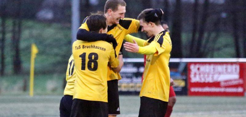 Bruchhausen dreht Auswärtsspiel bei Korriku Sundern auf 4:1
