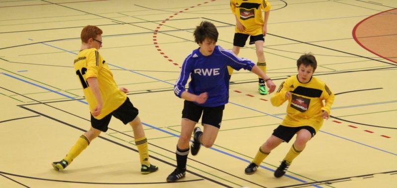TuS Bruchhausen richtet Jugendhallenturniere aus