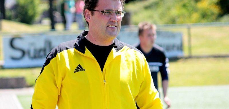 Thomas Dülberg feiert 2017 schon neuntes Trainerjahr