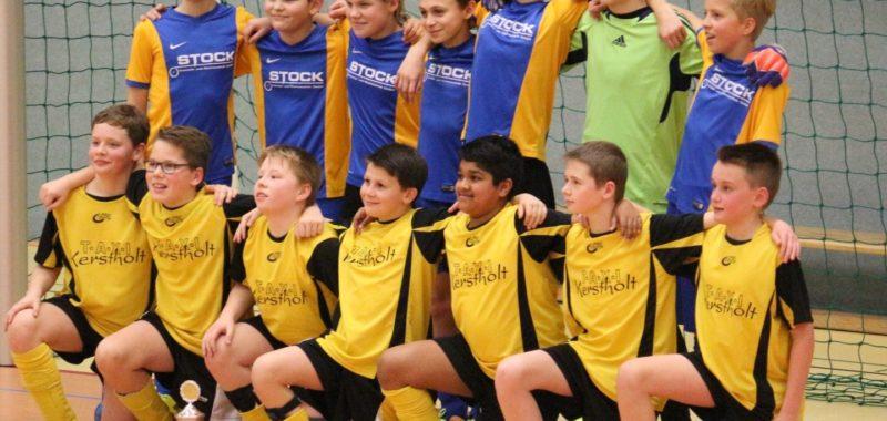 Jugend-Hallenturniere 2016