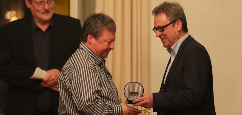 Stadtsportverband: Ehrenauszeichnung für Detlef Hoffmann