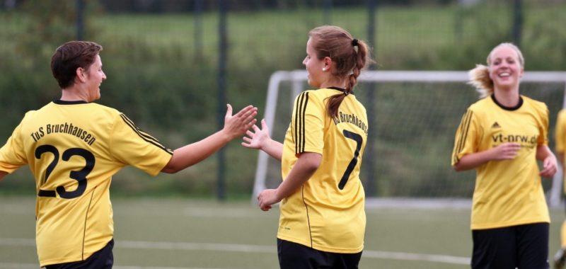 Damen schlagen Iserlohner Primus im Liga-Pokal