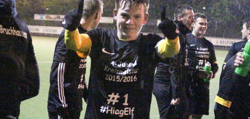 A-Jugend Matchball-Spiel in Neheim