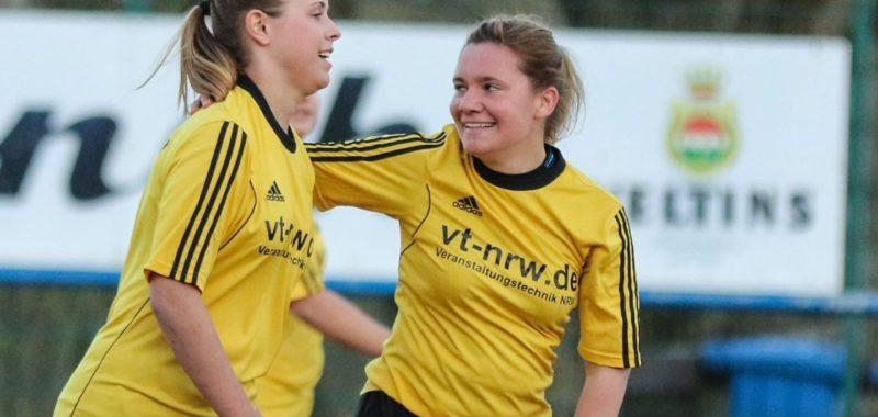 Damen gewinnen Auswärtsspiel mit 4:1 in Endorf