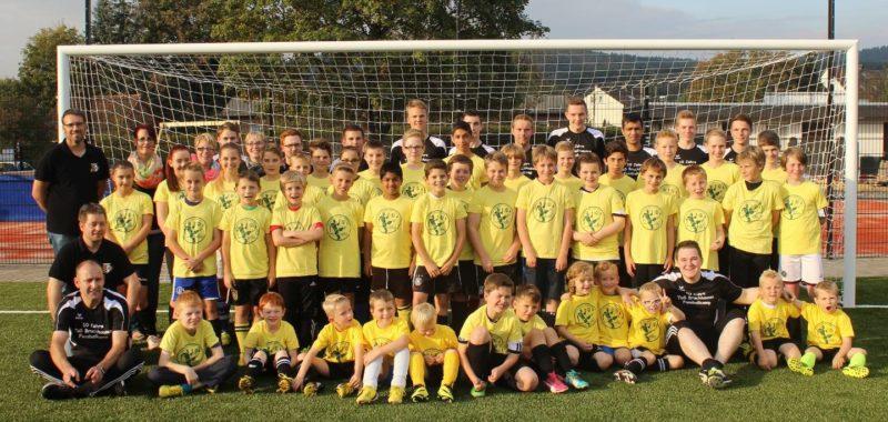 Anmeldung fürs 12. Fußballferiencamp gestartet