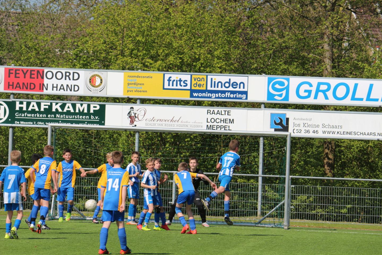 Die D-Jugend bei der Ijssel Trophy   TuS Bruchhausen - Fußball