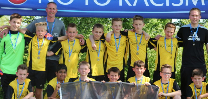 D-Jugend nimmt an internationalem Turnier teil